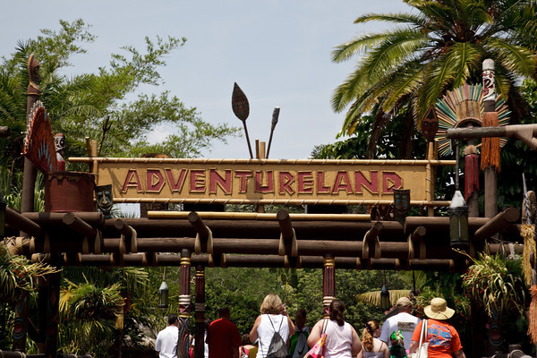 Adventureland photos and clipart.