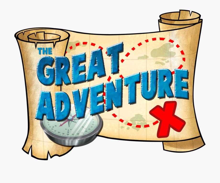 New Great Adventure Logo.