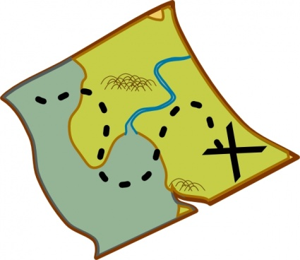 Map Clipart.