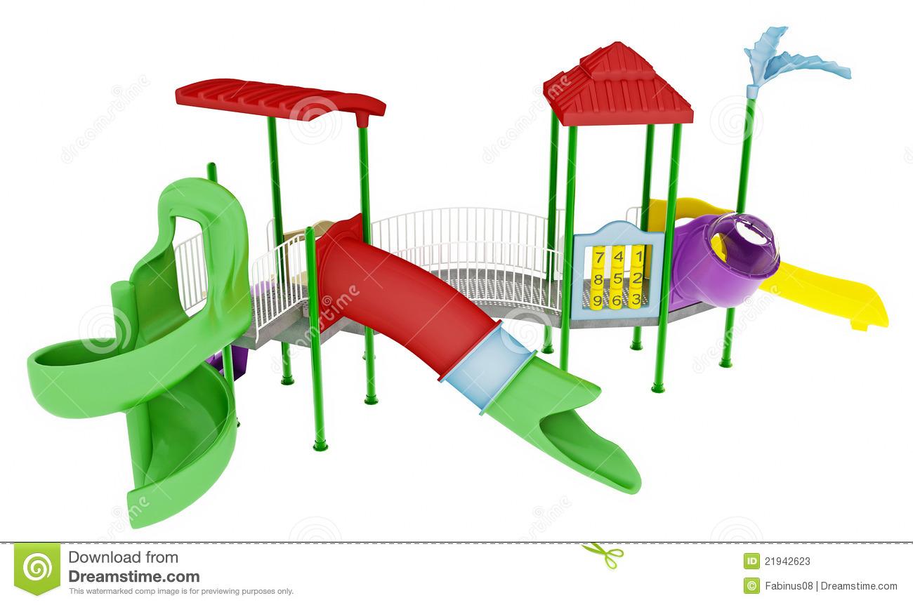 Stock Photos: Adventure playground. Image: 21942623.