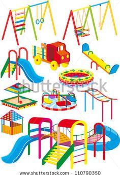 set of playground.