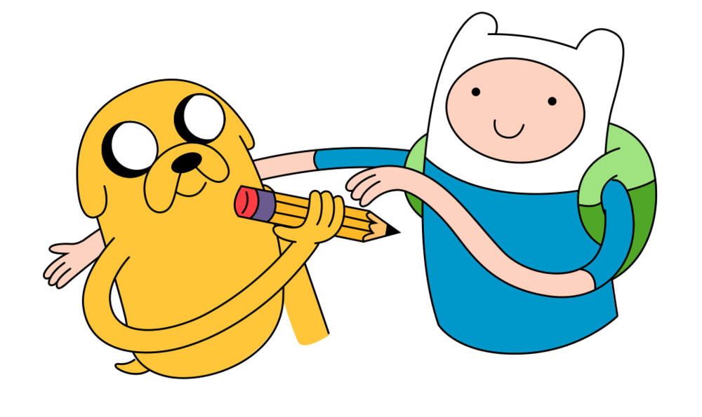 Adventure Time PNG HD.
