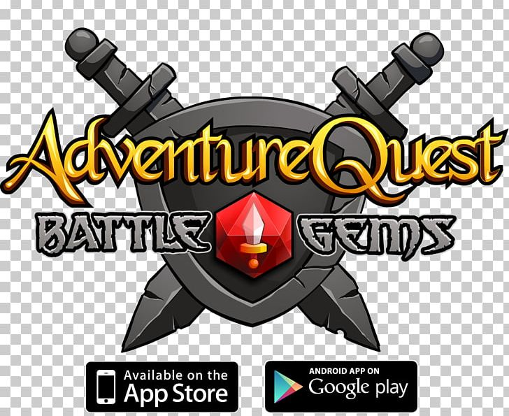 AdventureQuest Worlds Artix Entertainment Card Game Logo PNG.