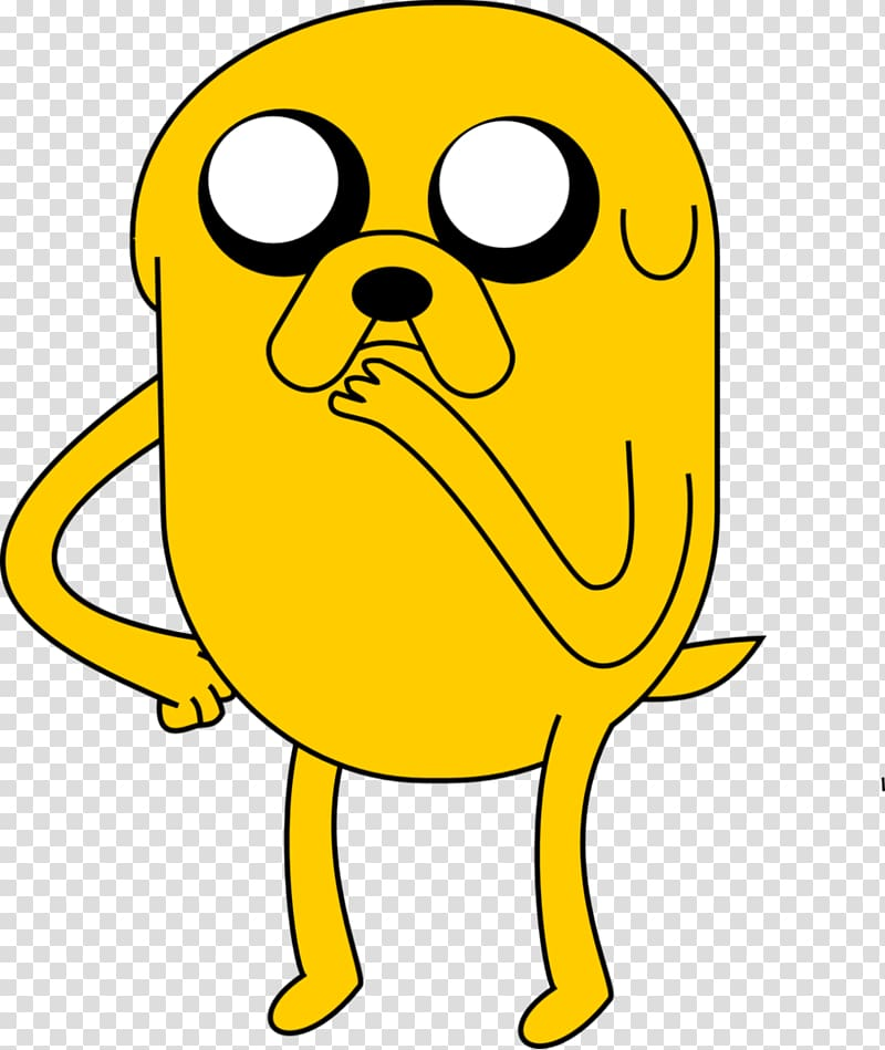 Adventure Time illustration, Jake the Dog Finn the Human Ice.