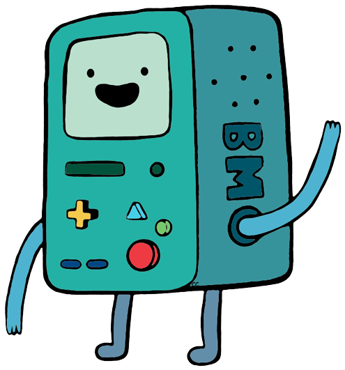 Adventure Time Clip Art.