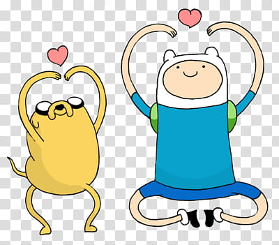 Adventure Time, Adventure Time Jake and Finn illustration.