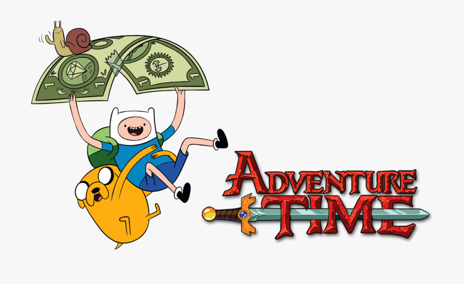 Adventure Time Logo Png.
