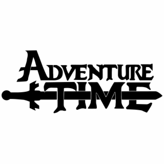 Adventure Time Logo PNG, Backgrounds and Vectors Free Download.