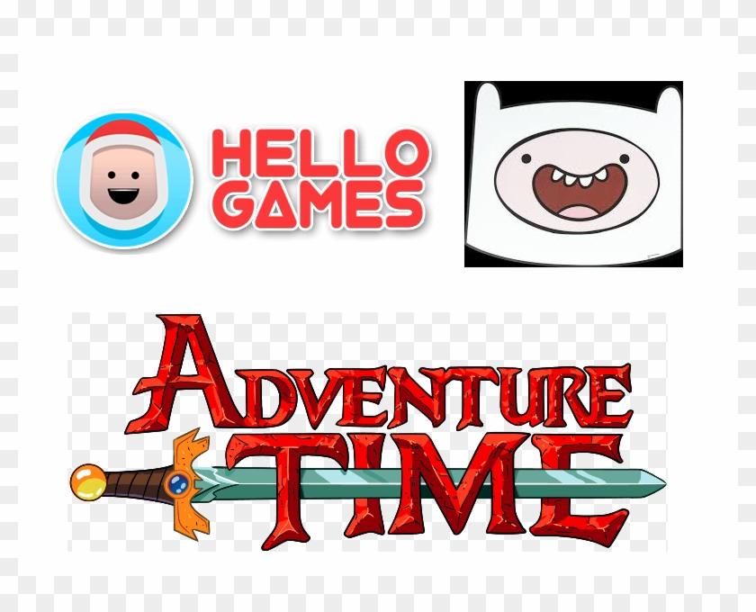 Hello Games Logo Looks Like Finn From Adventure Time, HD Png.