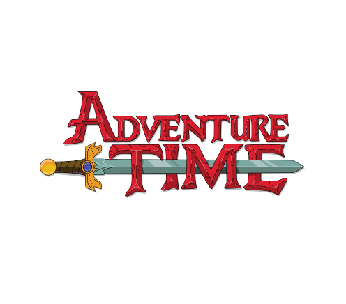Adventure Time Logo Png Vector, Clipart, PSD.