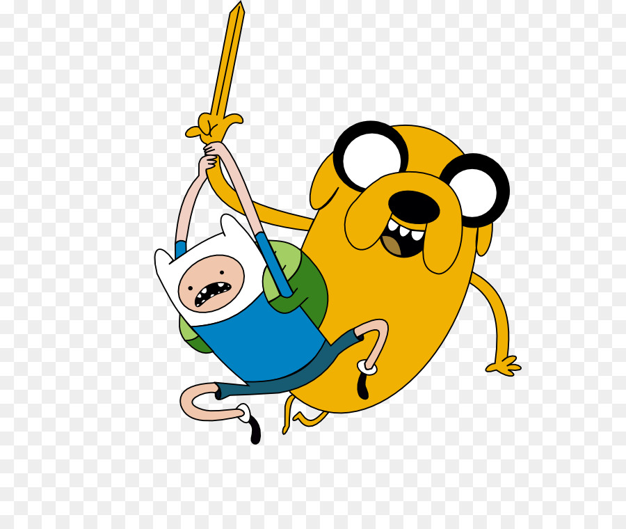 Jake The Dog png download.
