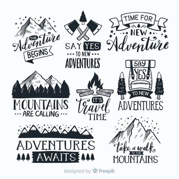 Adventure Vectors, Photos and PSD files.