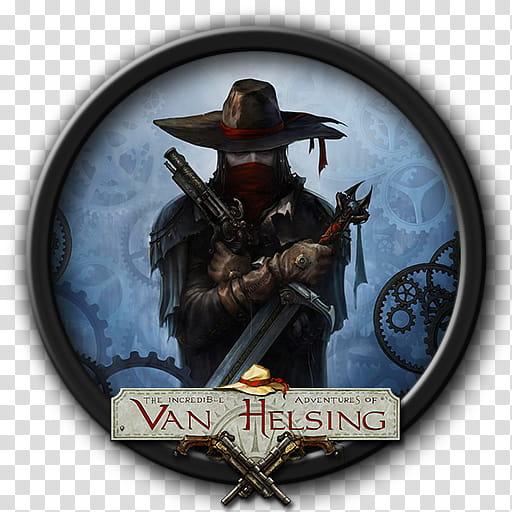 The Incredible Adventures of Van Helsing Icons, vanhelsing.