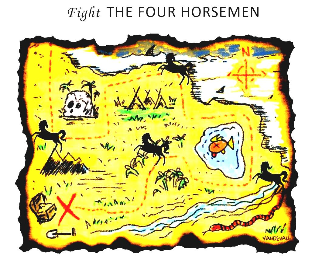 Real Treasure Maps Found Adventure Map For Kids Fight The Four.