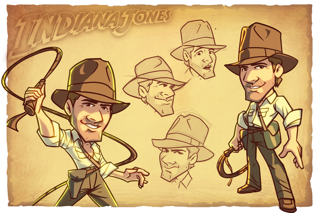 Adventure Word Art Indiana Jones Finally Hits World In The.