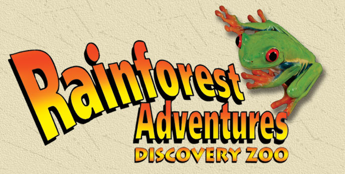 RainForest Adventures Discover Zoo.