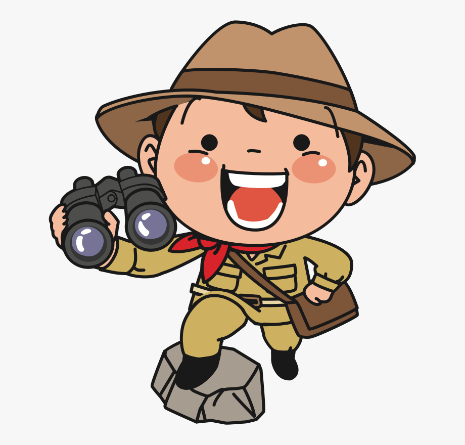 This Png File Is About Binoculars , Male , Grin , Boy.
