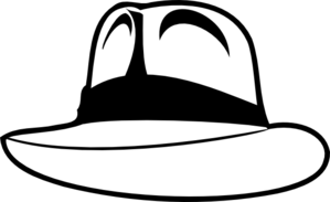 Adventurer Hat Clip Art at Clker.com.