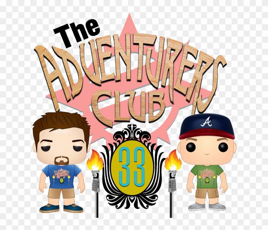 The Adventurers Club 33 Podcast.
