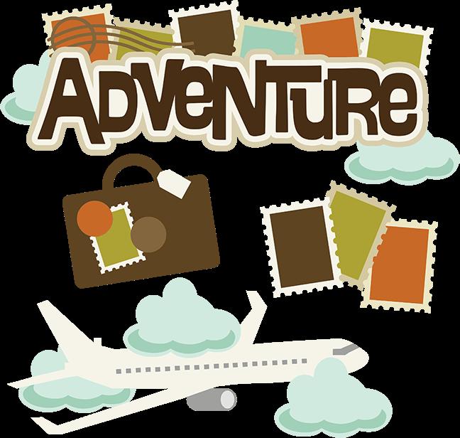 Outdoor Adventure Cliparts.