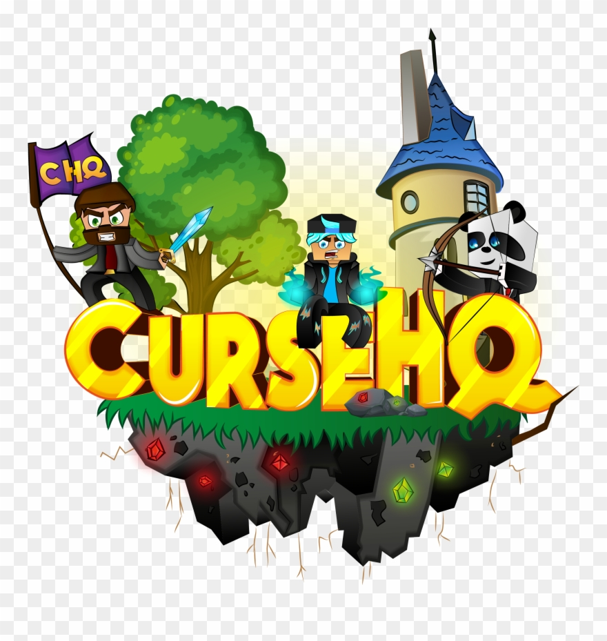 Welcome Aboard To The Adventurous World Of Cursehq Clipart (#2707755.