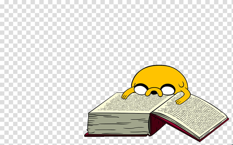Adventure Time Jake transparent background PNG clipart.