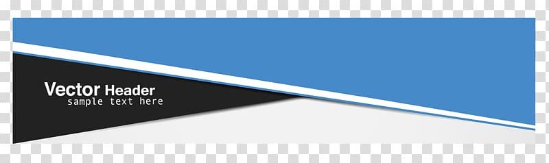 Header advertisement, Brand Logo Banner Organization Angle.