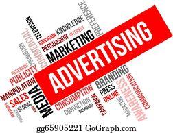 Advertisement Clip Art.
