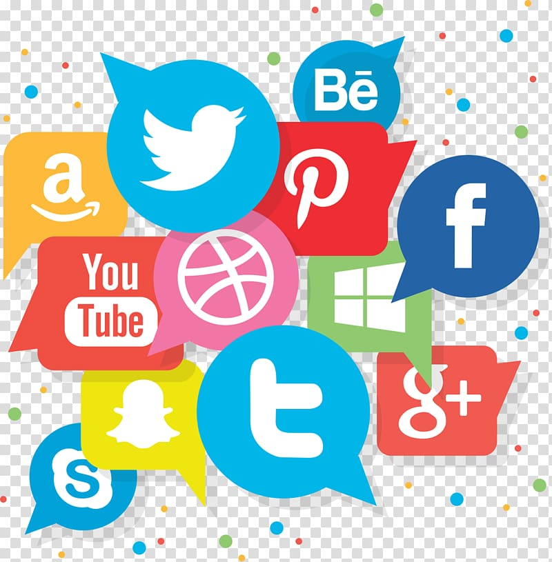 Social media marketing Logo Advertising, social media.