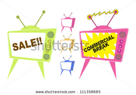 Tv Commercial Stock Photos, Royalty.