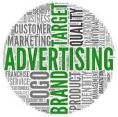 Advertising Stock Illustrations.