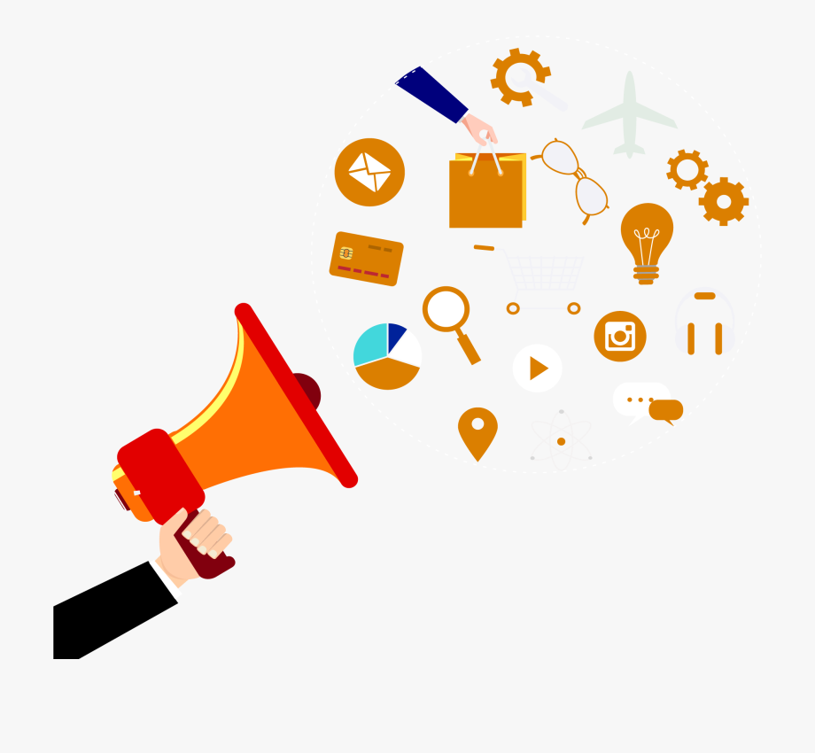 Marketing Clipart Promotional Product.