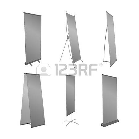 161 Pillar Billboard Stock Vector Illustration And Royalty Free.