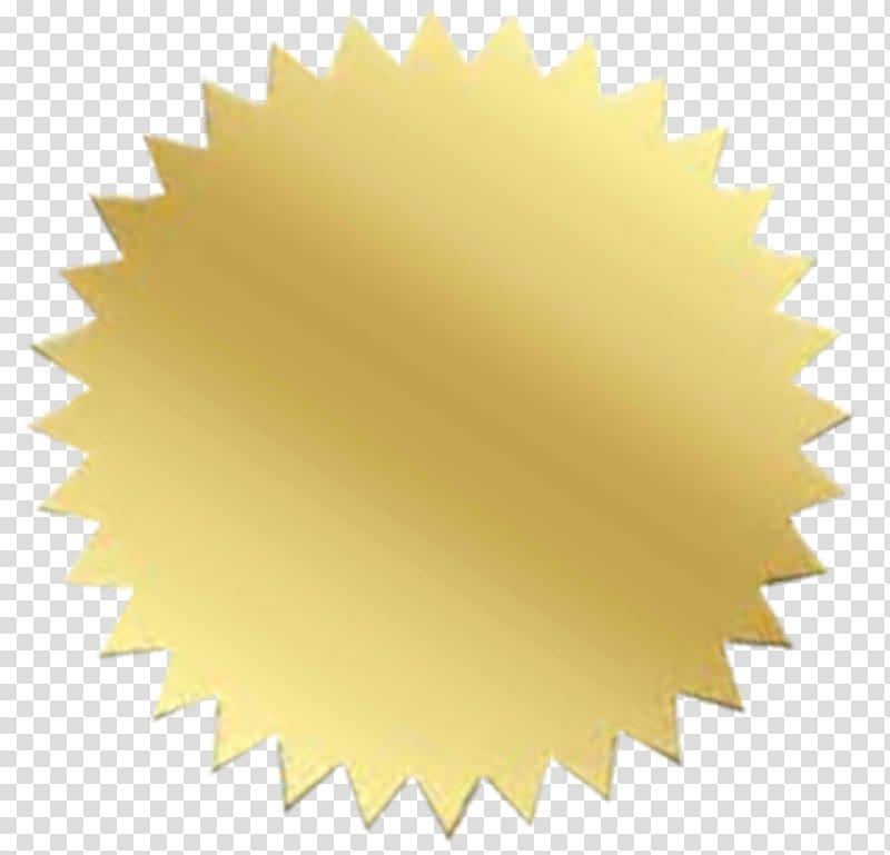 Gold star , Sticker Sales Zazzle Point of sale Label.