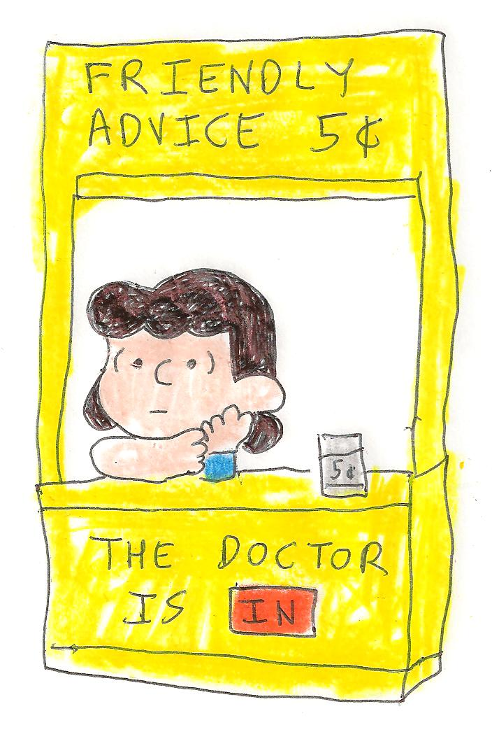Advice Clip Art.