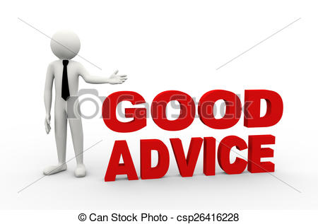 Advice Clip Art.