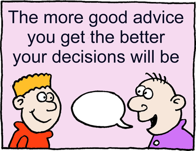 Image download: More Advice.