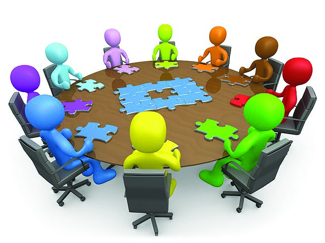Advisory council clipart.