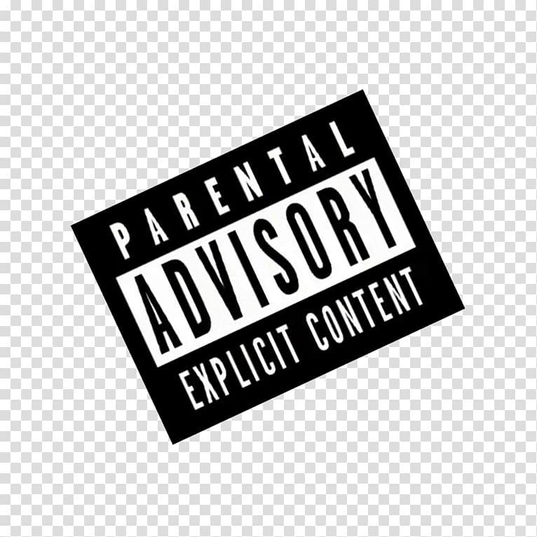 Parental Advisory Explicit Content logo, Parental Advisory.
