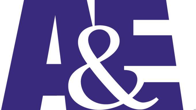 A&E Logo.