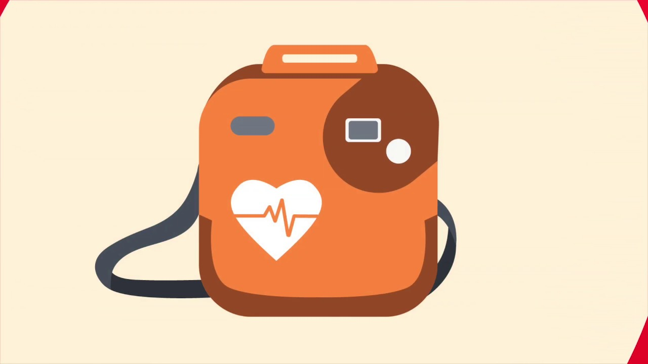 What is a defibrillator?.