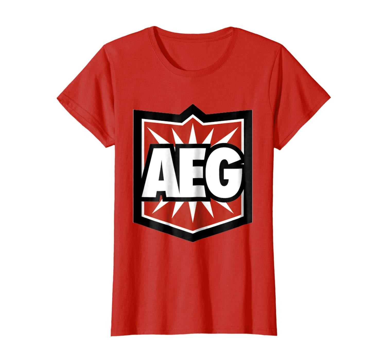 Amazon.com: AEG Big Logo: Clothing.