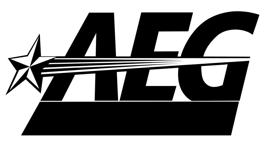 Anschutz Entertainment Group (AEG Worldwide) Logo Vector.