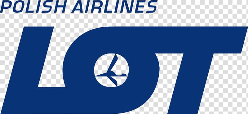 Airplane LOT Polish Airlines Logo Check.