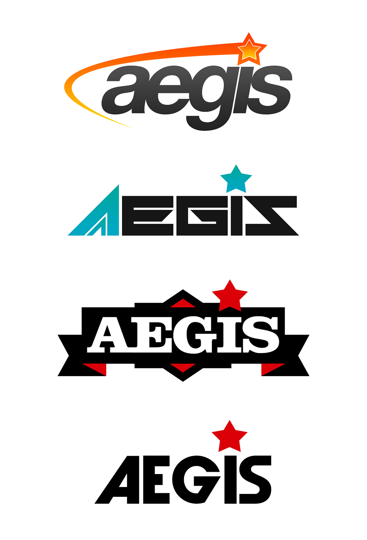 Professional, Bold, Electrical Logo Design for AEGIS by Club.