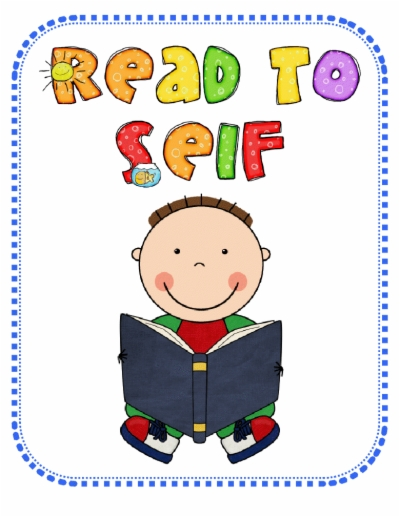 read to self , Free clipart download.