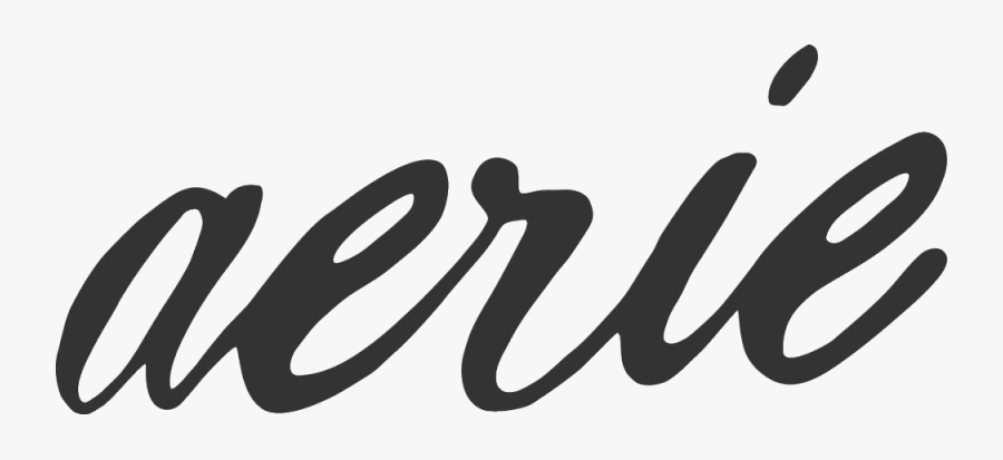 Aerie Logo American Eagle Outfitters Png.