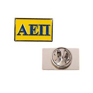 Details about Alpha Epsilon Pi AEPi Fraternity Letter Lapel Pin.