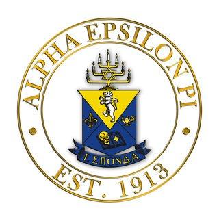Alpha Epsilon Pi Stickers & Decals.