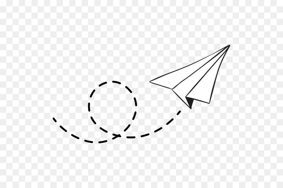 Aereo aereo di Carta, Disegno Clip art.